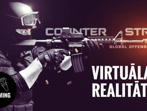 Counter strike 1.6 uz VR?