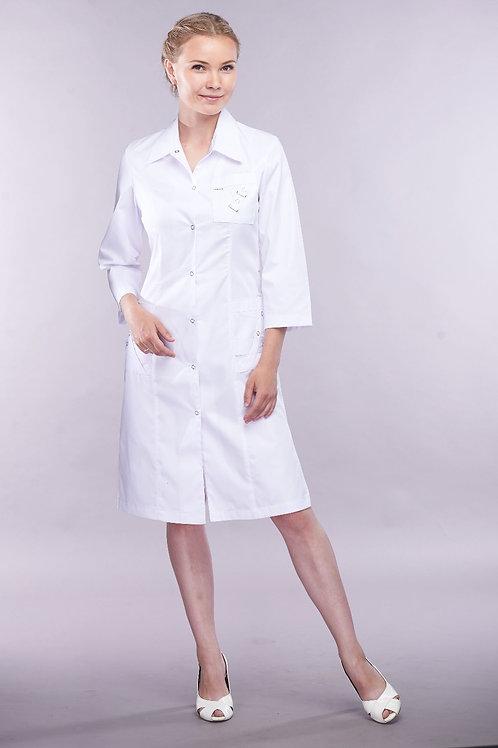 Медицинский халат Модерн