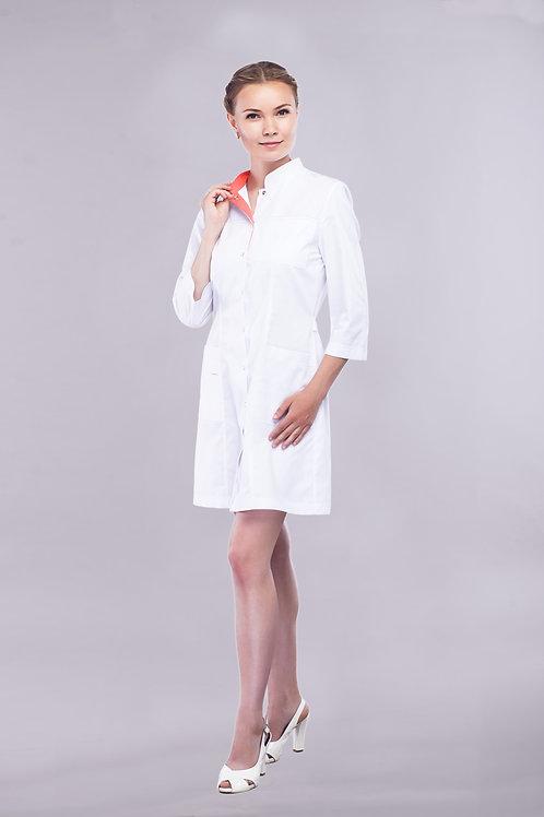 Медицинский халат Вика