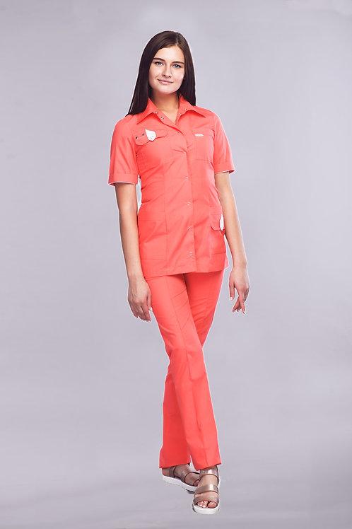 Медицинский костюм Коралл