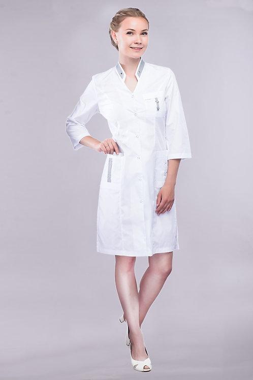 Медицинский халат Сабрина