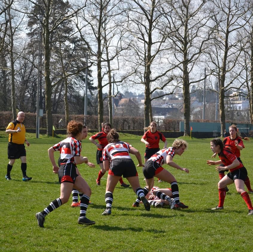 LNF-B 2017/2018 Bâle-Alba Ladies
