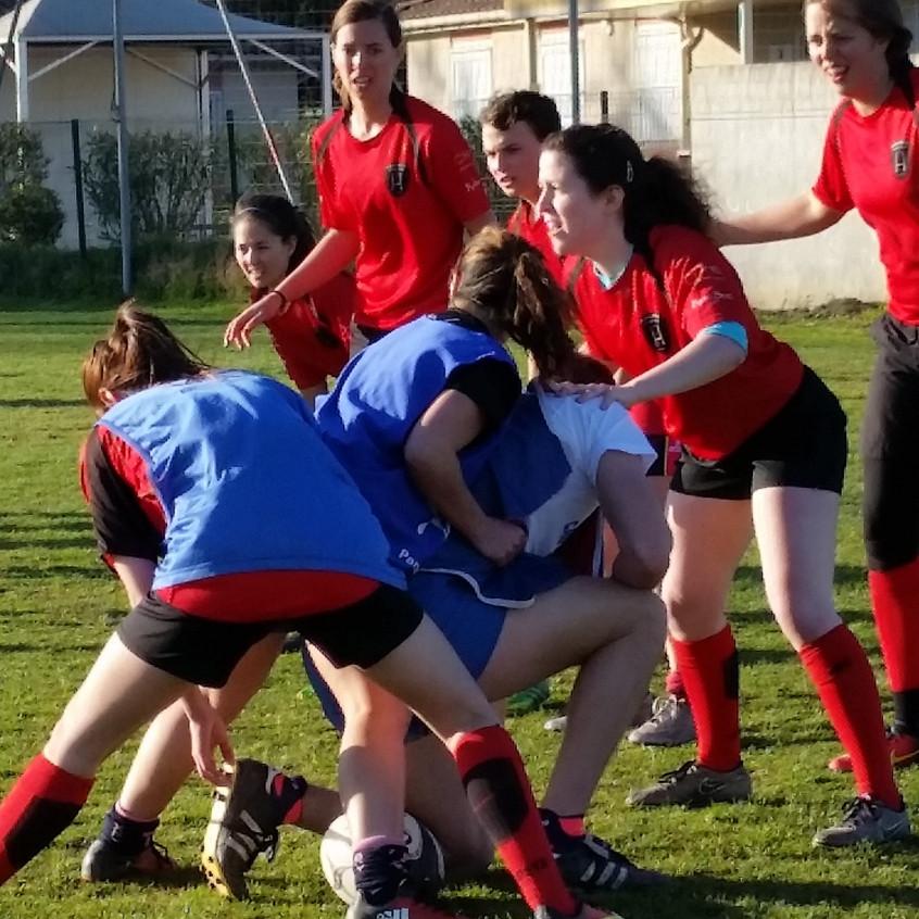Alba Ladies, stage de cohésion