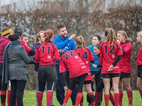 """Reportage sur nos Alba Ladies : """"Albaladejo Rugby Club : Lausanne voit naître ses premières rug"""