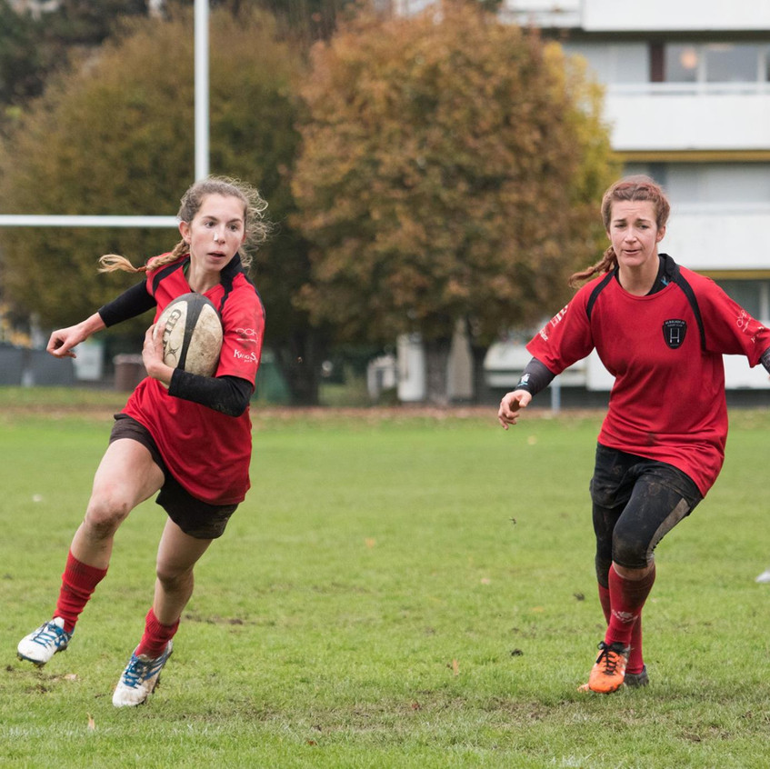 Alba Ladies 36-0 Winterthur