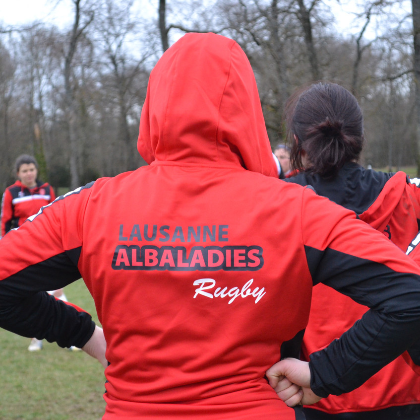 Match amical CERN 31-0 Alba Ladies