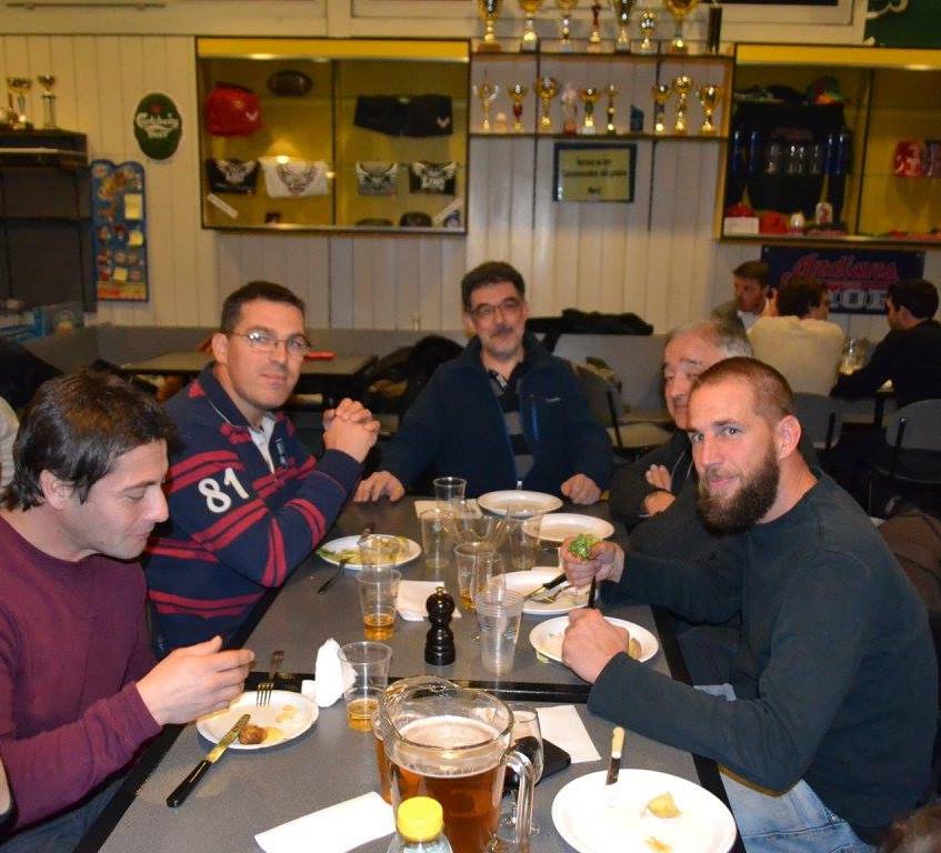 Raclette annuelle de l'Alba