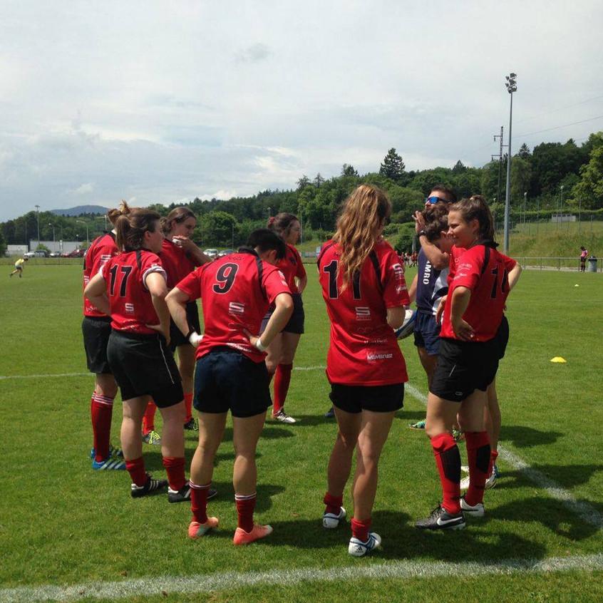 Swiss Super Sevens 2017, Alba Ladies