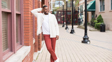 Brandon || Downtown Charleston Headshots || WV Portrait Photographer