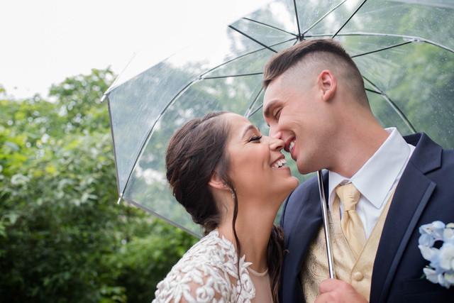 Tara & Dylan || Hurricane, WV Wedding || West Virginia Wedding Photographer