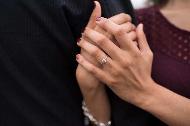 Matt & Kiara || Downtown Charleston Engagement || West Virginia Wedding Photographer