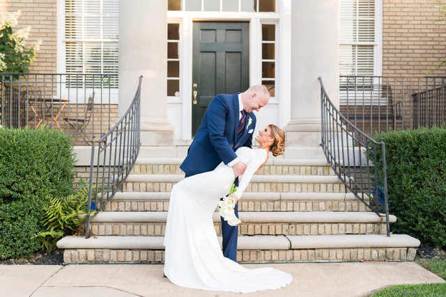 Angela & Patrick || Maylon House Wedding || WV Wedding Photography