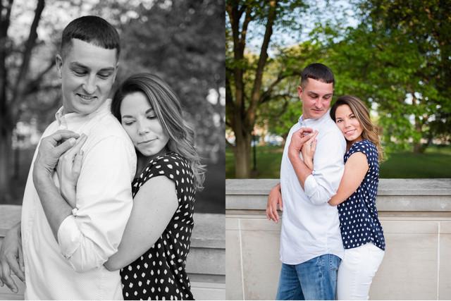 Jodi & RD || Charleston, WV Engagement