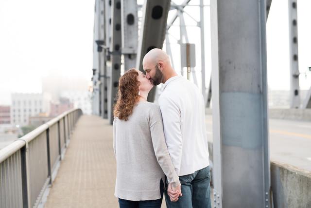 Milledge & Laura || Charleston, WV Engagement