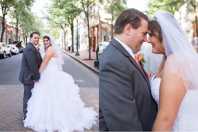 David & Olivia || DowntownCharleston Wedding||West VirginiaWedding Photographer