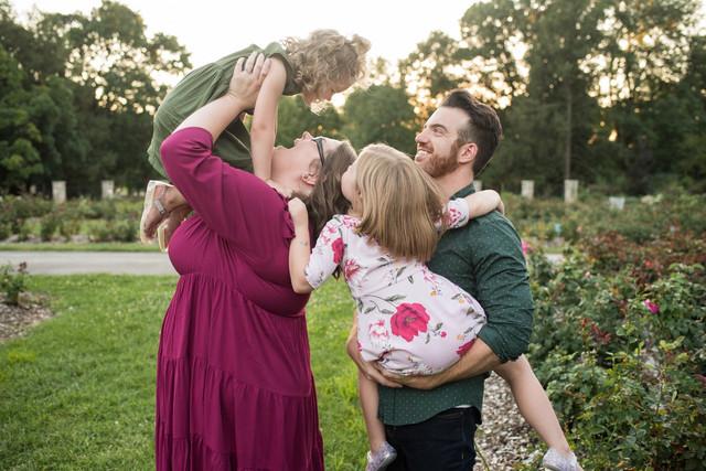 McKinney Family || Columbus Ohio Family Session || WV Photographer