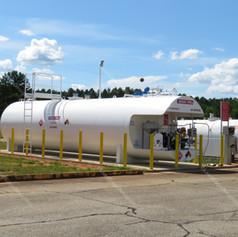 Fuel Farm Installation