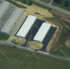 South T-Hangar Area