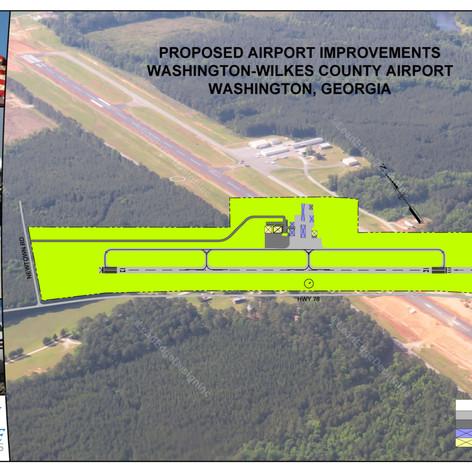 Terminal Hangar Development