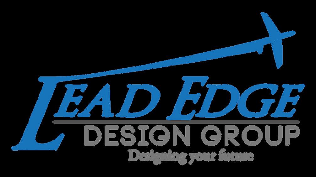 Lead Edge Design Group Slogan bold HR.pn