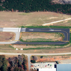 Runway and Taxiway Extension