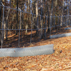 Perimeter Fencing Phase 2 and Clearing