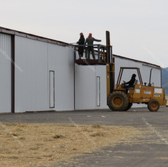 North T-Hangar Area