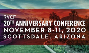 RVCF Fall Conference 2020