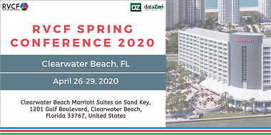RVCF Spring Conference 2020