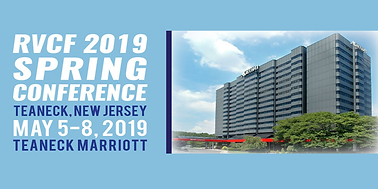 RVCF Spring Conference 2019
