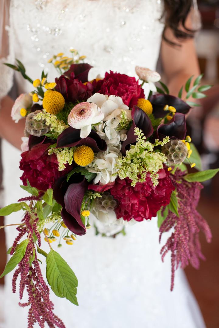 Bride's Boquet