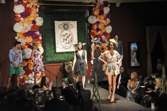 Steeplechase Fashion Show