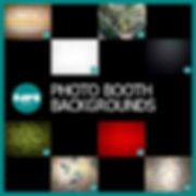 Fave Events - Photo Booth Backgrounds Pr