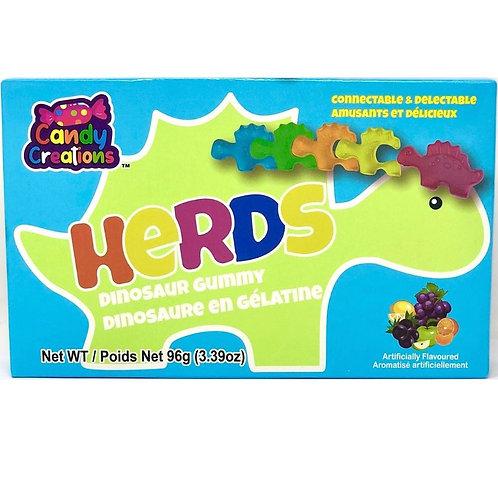 Gummy Herd Dinos