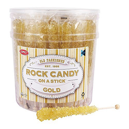 Gold Rock Candy