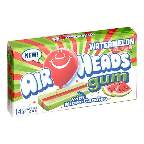 Air Heads Gum - Watermelon