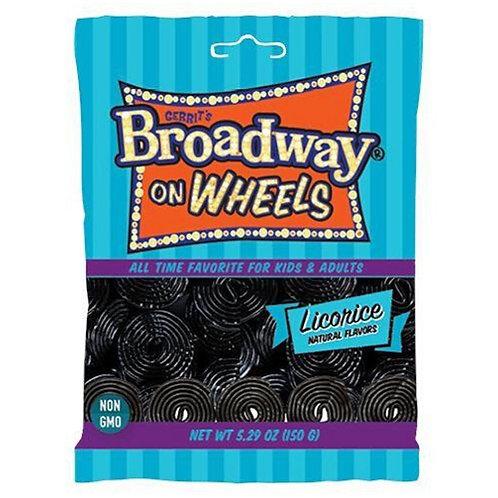 Broadway On Wheels Black