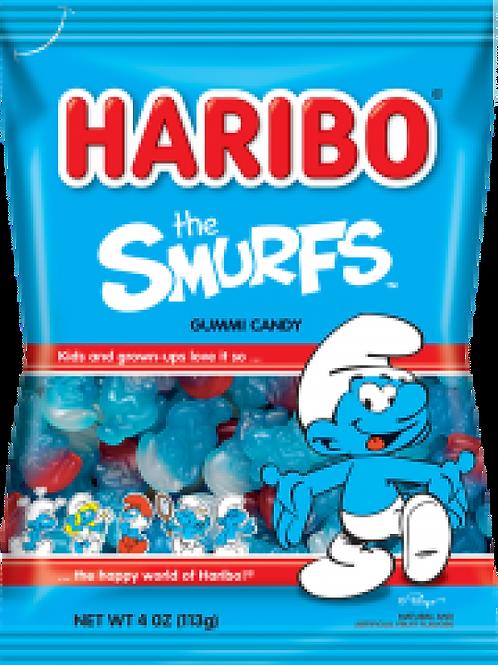 Haribo Hang Bags Smurfs