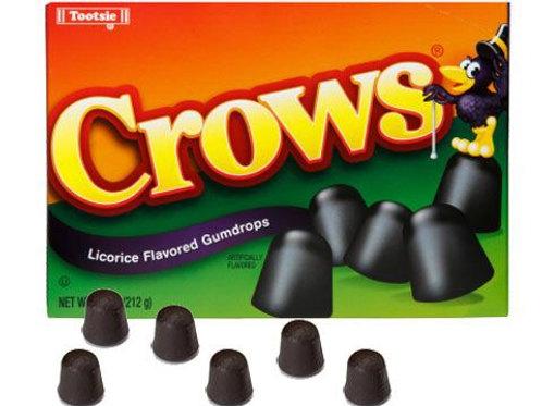 Crows Licorice Gumdrops