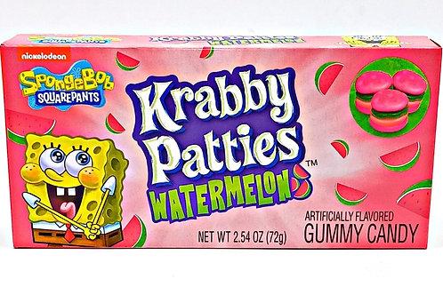 Gummy Krabby Patties Watermelon