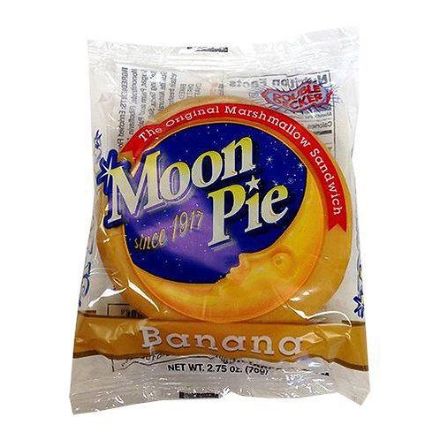 Double decker Moon Pies banana