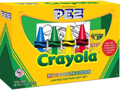 Crayola Pez