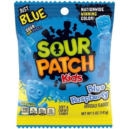 Blue Raspberry Sour Patch Kids