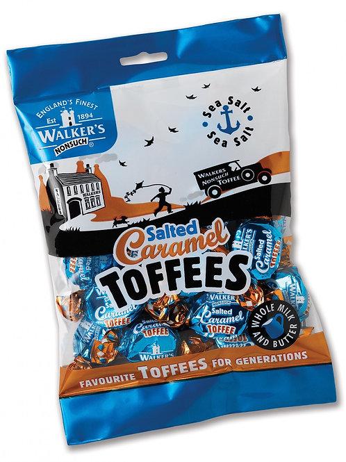 Walkers Toffees Salted Caramel