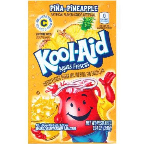 Kool-Aid. Pina Pineapple 2quart unsweetened