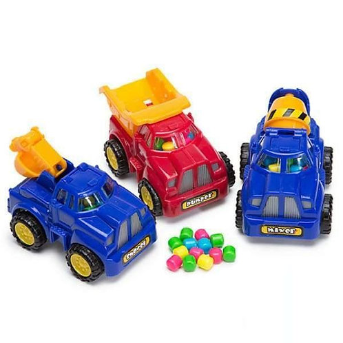 Cone Zone Trucks With Candy