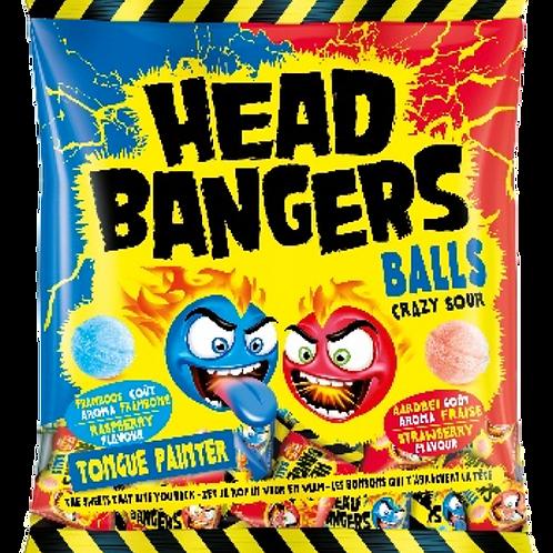 Head Bangers Balls Peg Bag