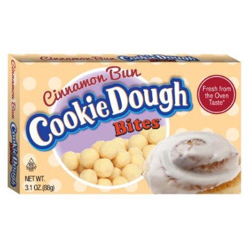 Cinnamon Bun Cookie Dough