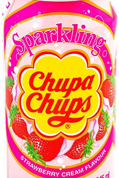 Chupa Chups Drink strawberry