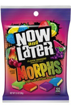 Now And Later Morphs